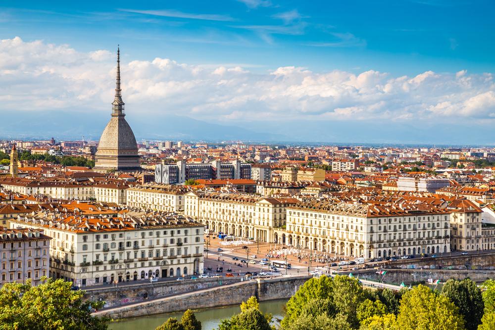 onde ficar em Torino