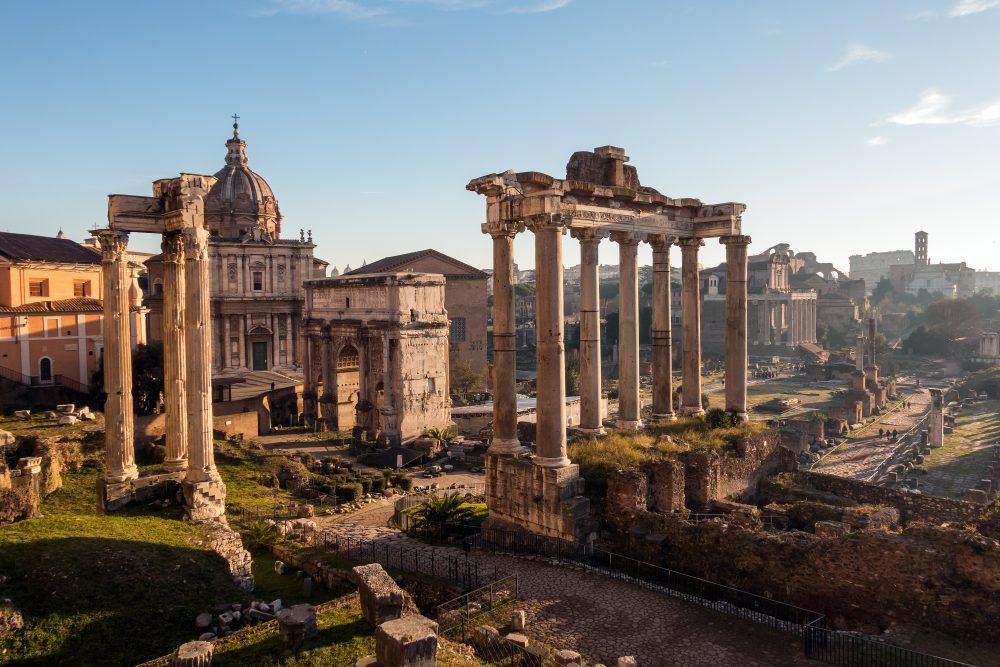 aluguel de carros em roma