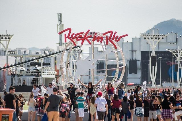 ativações do rock in rio 2019