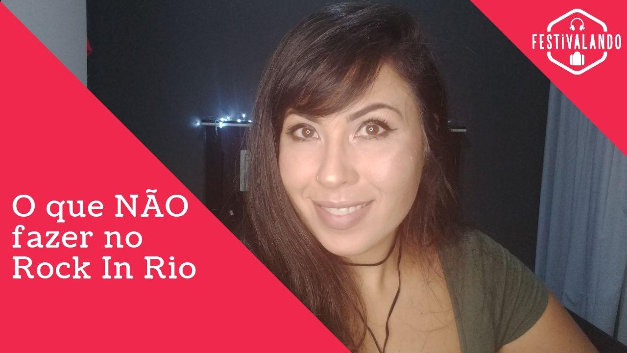 dicas pro rock in rio 2019