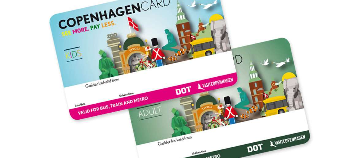 city card copenhague