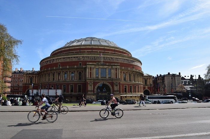 passeios em londres turismo musical royal albert hall