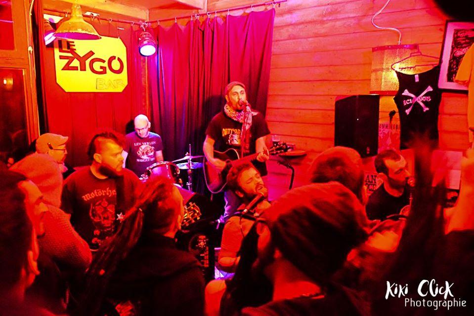 bares de rock em Nantes