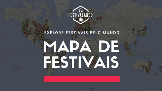 mapa de festivais de música no mundo brasil