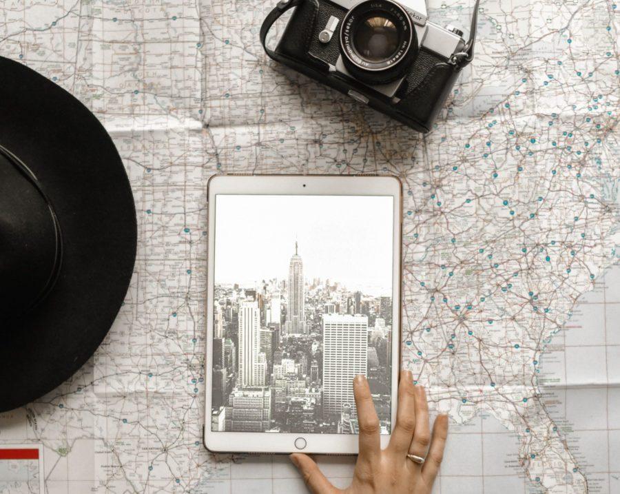 experiências de viagem em casa
