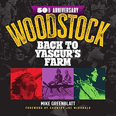 livros sobre woodstock
