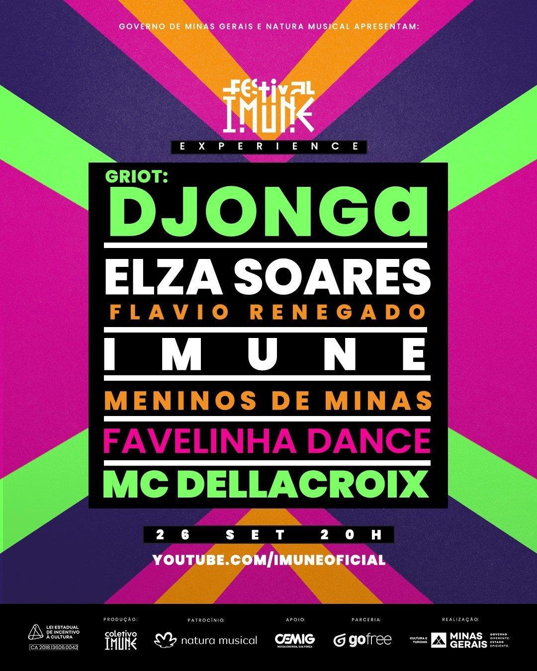 festival imune 2020