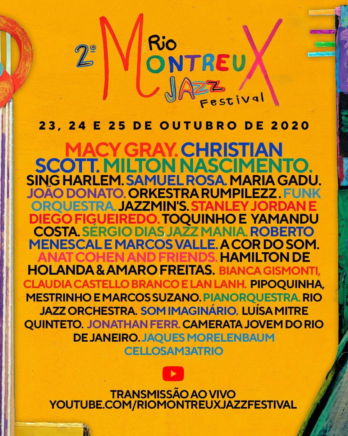 rio montreux jazz festival 2020