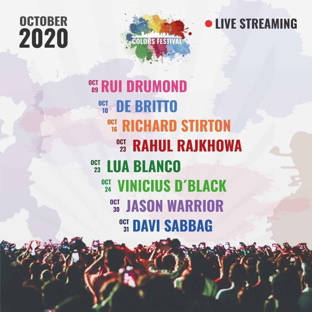 colors festival 2020