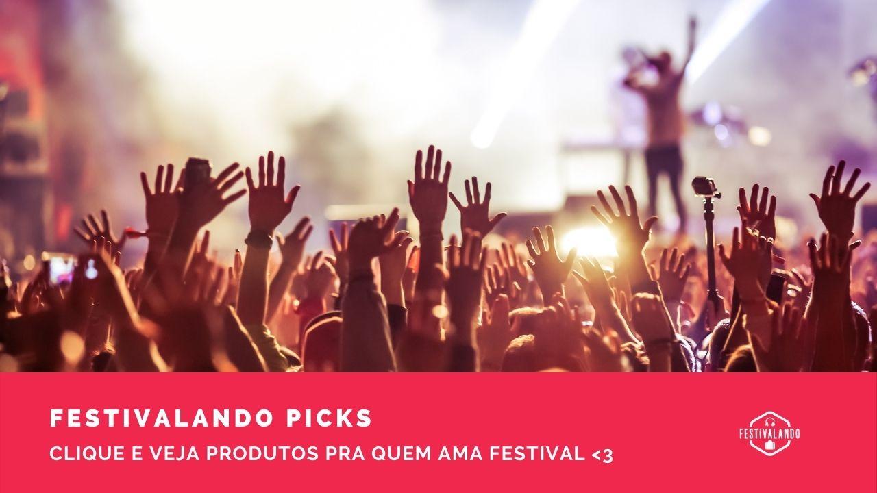 produtos e acessórios festival