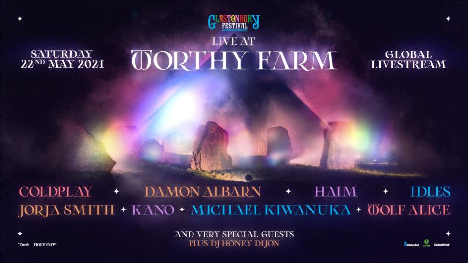 glastonbury live at worthy farm