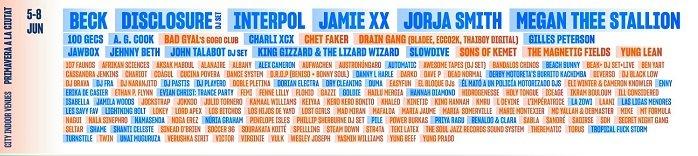 lineup primavera sound 2022 shows semanais
