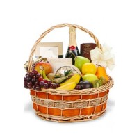 Champagne Fruit Gourmet