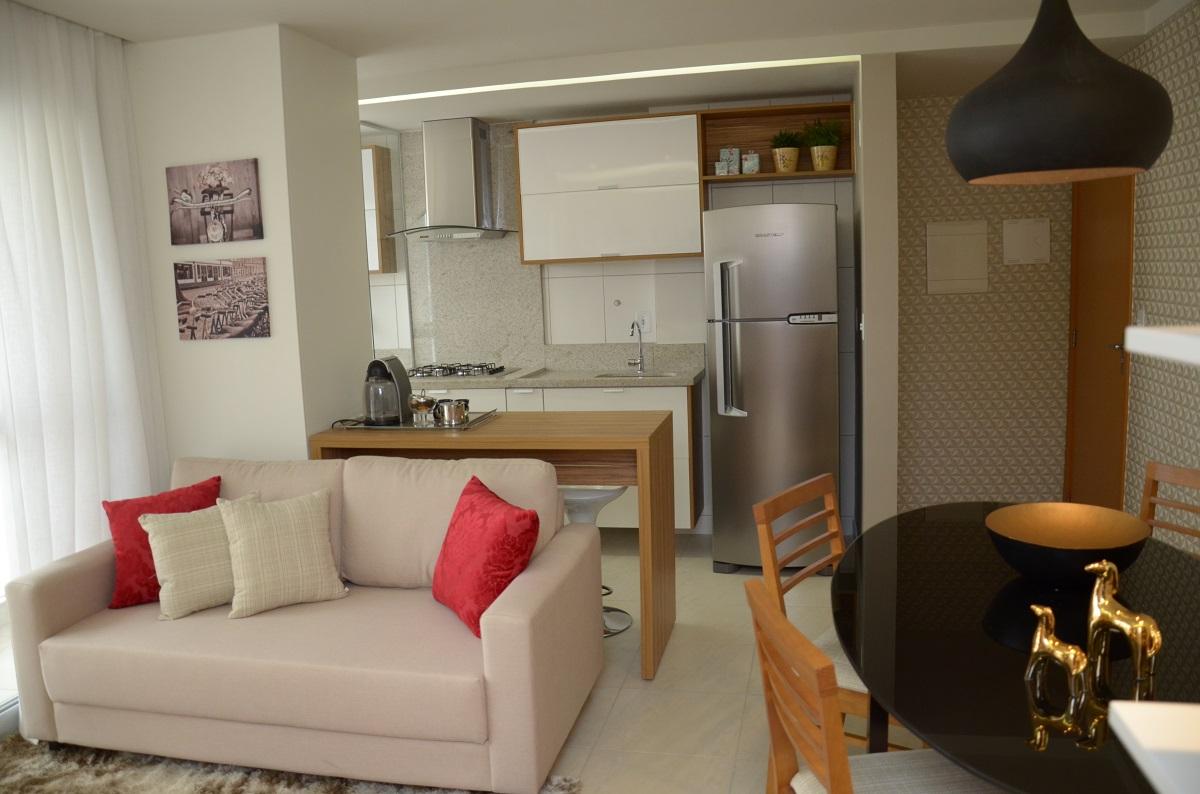 Integração Sala Cozinha