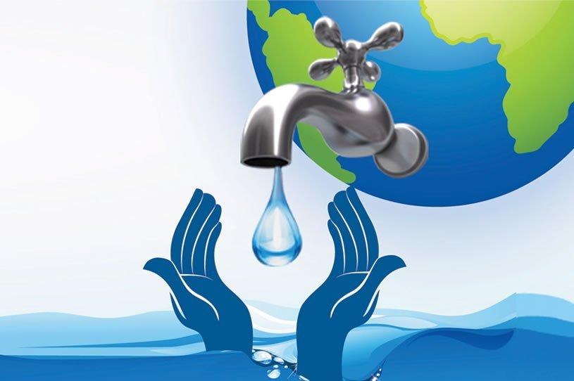 Economia de água na empresa