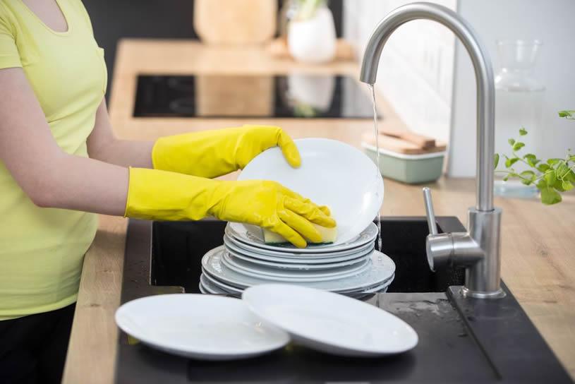 dicas para economizar água na cozinha