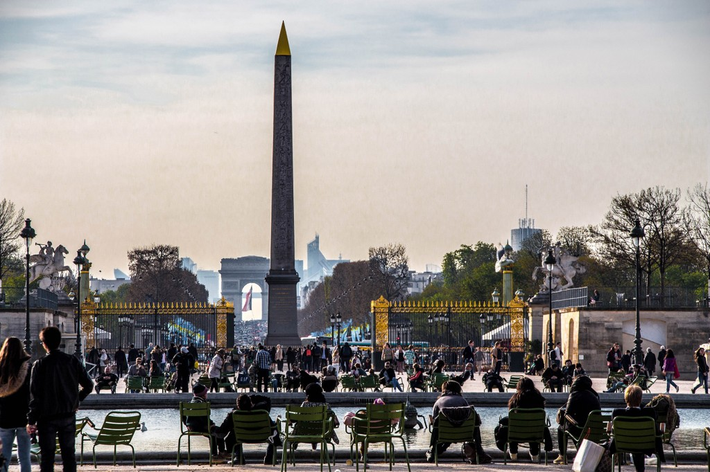 Place de La Concorde - Paris