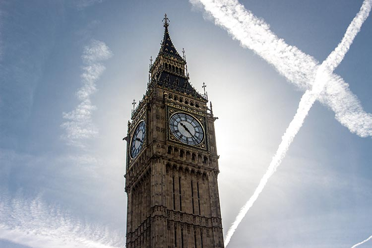 Elizabeth Tower - Big Ben © Imagina na Viagem - pontos turísticos imperdíveis na europa