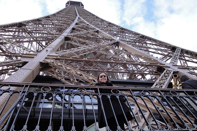 Torre Eiffel © Imagina na Viagem - pontos turísticos imperdíveis na europa
