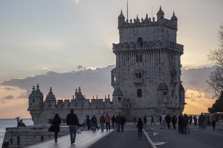 Torre de Belém © Imagina na Viagem - pontos turísticos imperdíveis na europa