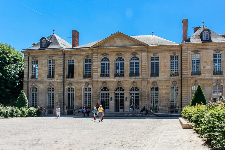 Museu Rodin © Imagina na Viagem