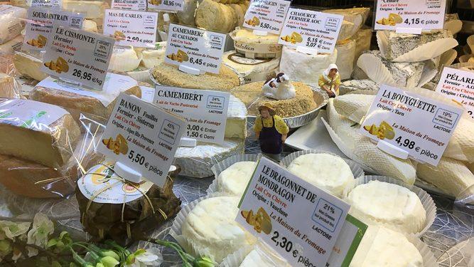 Mercado Les Halles - O que fazer em Avignon? © Imagina na Viagem