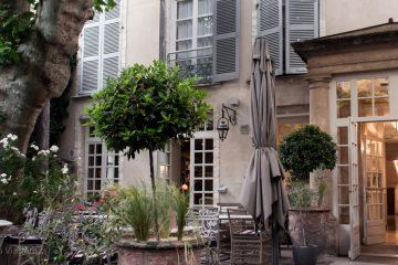 Hotel em Avignon - Hotel d'Europe © Imagina na Viagem