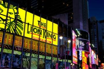 O que fazer em Nova York? Musicais da Broadway: O Rei Leão