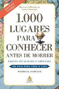 Livros de Viagem - 1.000 Lugares Para Conhecer Antes De Morrer / Sextante