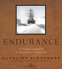 Livros de Viagem - Endurance / Companhia das Letras