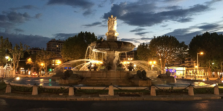 Cidades da França - Aix-en-Provence © Imagina na Viagem