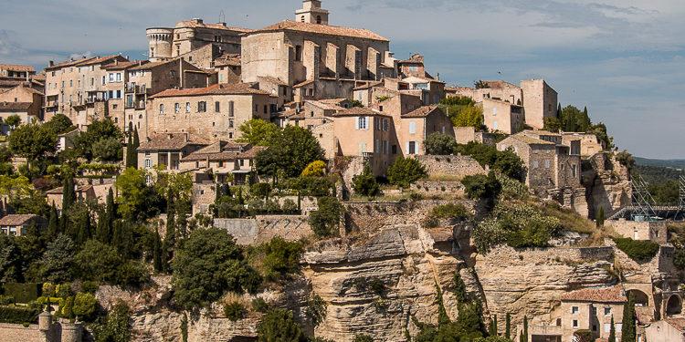 Cidades da França - Gordes © Imagina na Viagem