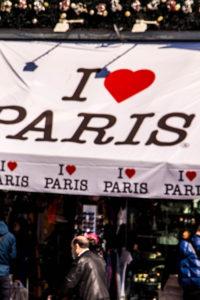 Compras em Paris © Imagina na Viagem