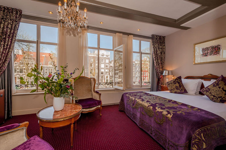 Onde ficar em Amsterdam - Ambassade © Ambassade Hotel Amsterdam / Divulgação