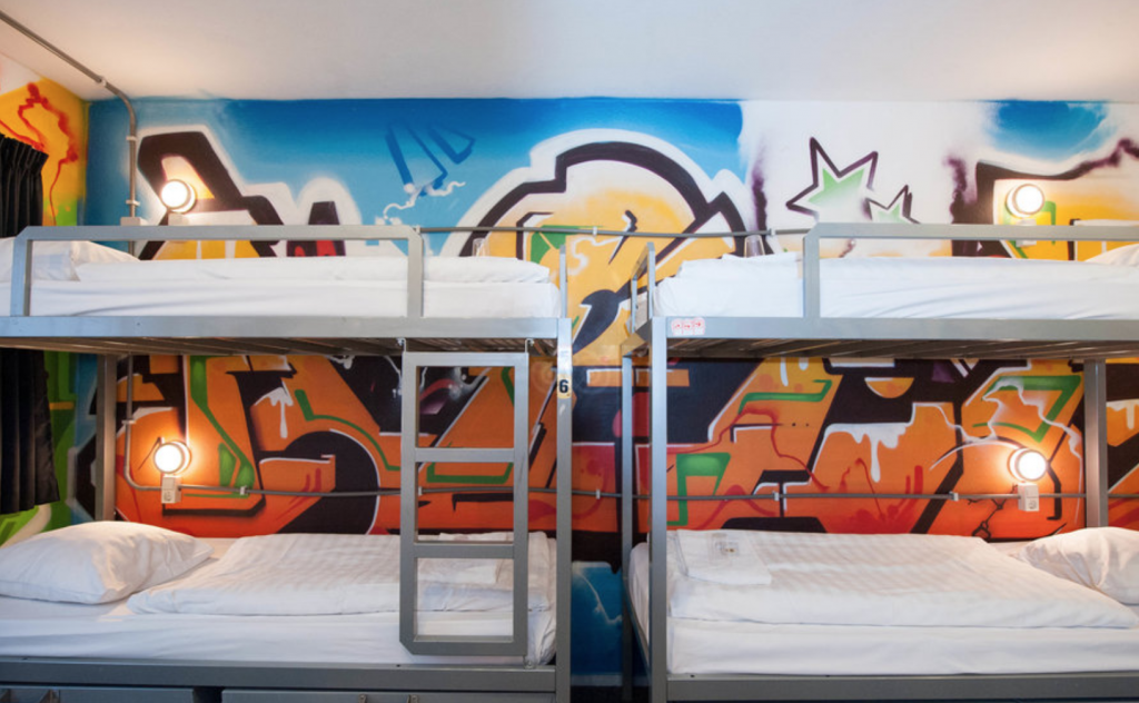 Onde ficar em Amsterdam - St. Christophers Inn © St. Christophers Inn / Divulgação