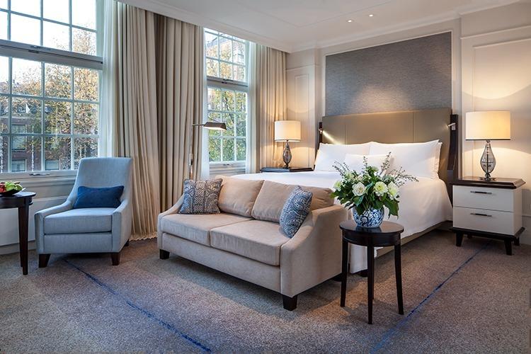 Onde ficar em Amsterdam - Waldorf Astoria ©  2019 Hilton / Divulgação