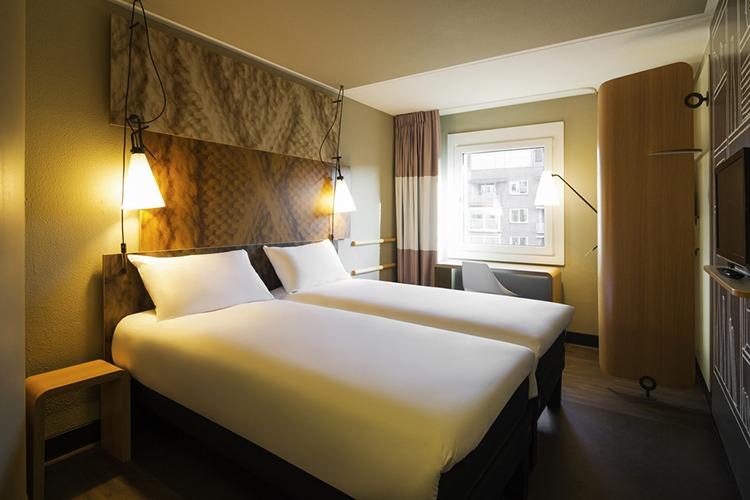 Onde ficar em Amsterdam - ibis Stopera © ibis - Accor Hotels / Divulgação