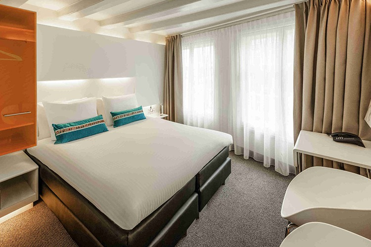 Onde ficar em Amsterdam - ibis Styles © ibis Styles - Accor Hotels / Divulgação