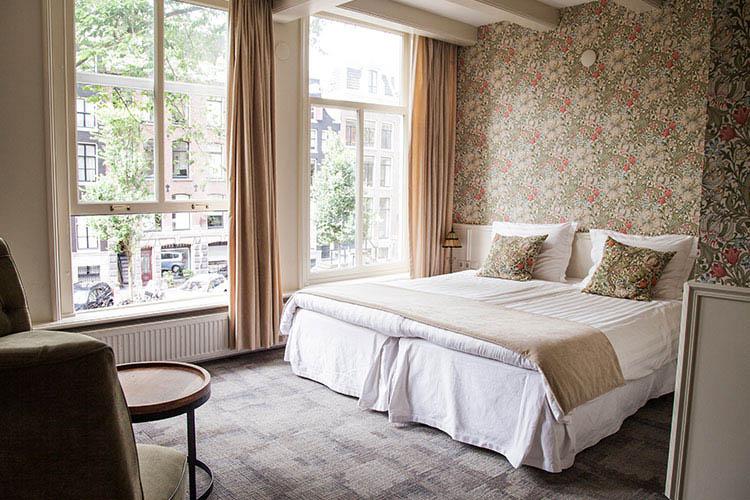 Onde ficar em Amsterdam - 't Hotel © 't Hotel / Divulgação