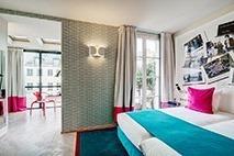Onde ficar em Paris © 123 Sébastopol - Astotel / Divulgação