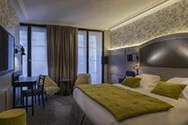 Onde ficar em Paris © Hotel D'Albusson / Divulgação