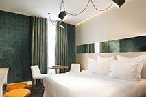 Onde ficar em Paris © Hotel Dupond-Smith / Divulgação