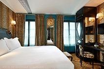 Onde ficar em Paris © Hotel de Joséphine Bonaparte / Divulgação