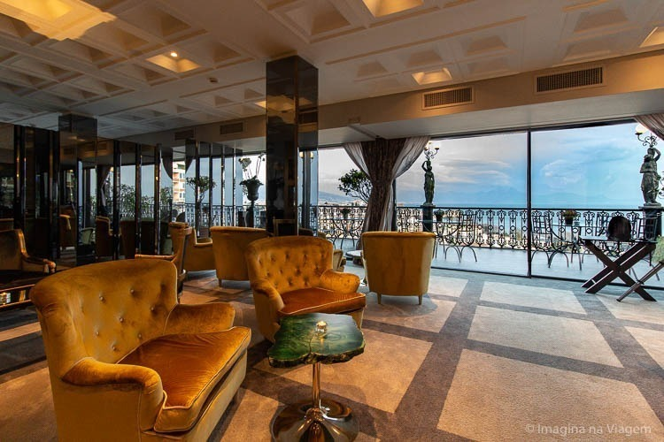 Grand Hotel Parker's © Imagina na Viagem