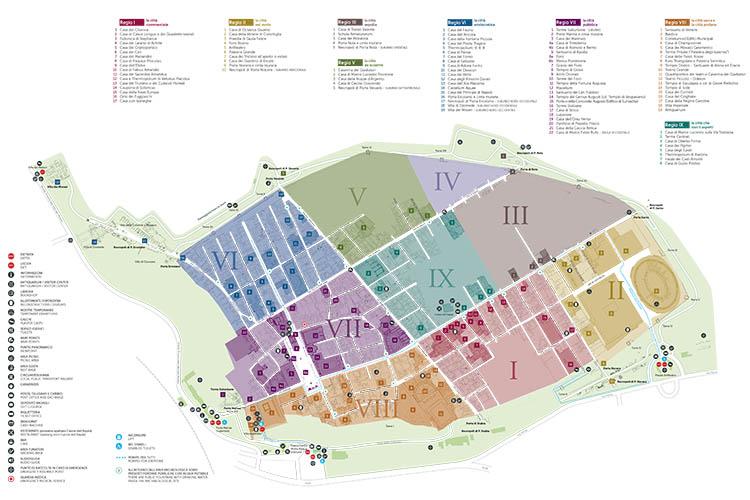 Como visitar Pompeia: como chegar, o que ver, sugestão de roteiro e mais.