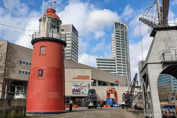 O que fazer em Rotterdam © Imagina na Viagem