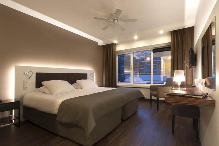 Onde ficar em Rotterdam - Hotel Emma