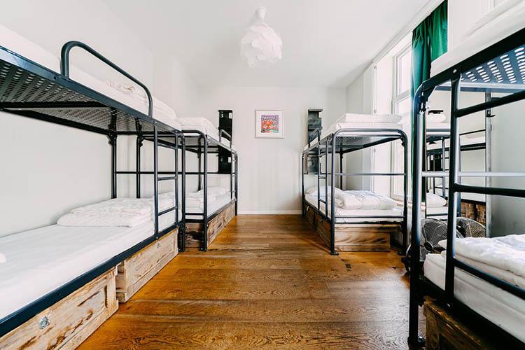 Onde ficar em Rotterdam - King Kong Hostel