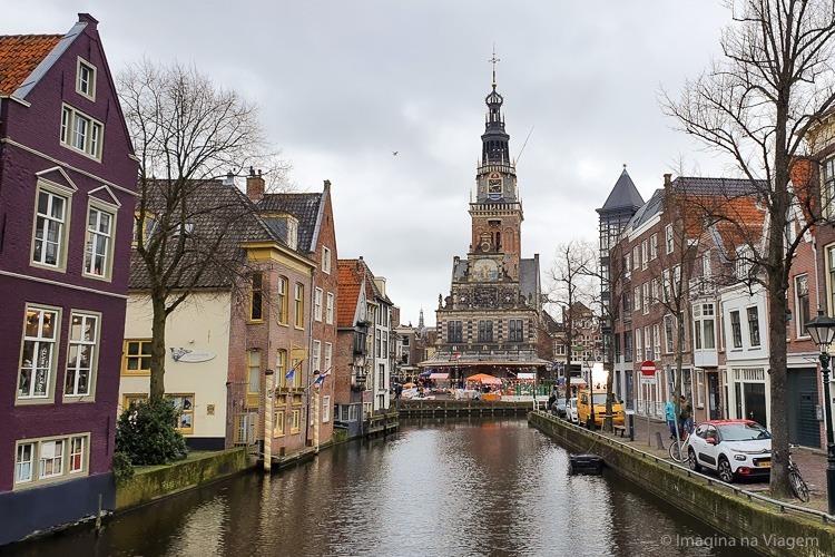 Quanto custa viajar para a Holanda - Alkmaar © Imagina na Viagem