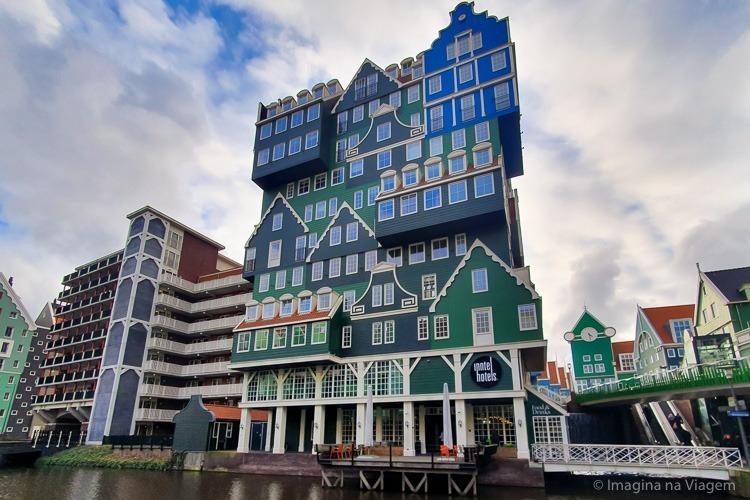 Quanto custa viajar para a Holanda - Zaandam © Imagina na Viagem